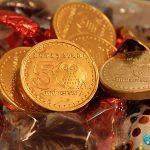 芥川製菓のチョコレート