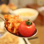 プチトマト&キムチ